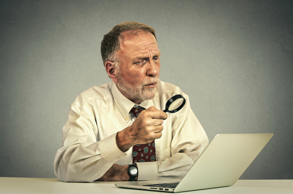 BRUK TID: Alle tipsene forå avsløre en falsk Facebook-konkurranse kan oppsummeres med å bruke litt tid på å sjekke. Ikke bare del og lik ting på Facebook uten å slå på din kritiske sans. Foto: SHUTTERSTOCK / NTB SCANPIX