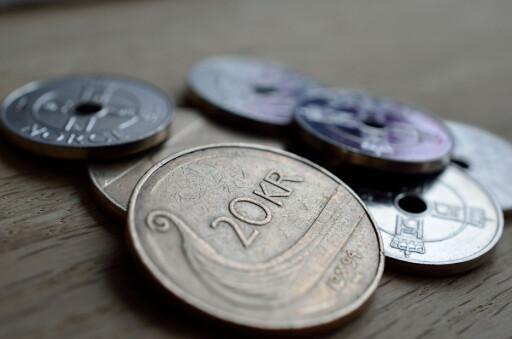 8.390 KRONER: Hvor lett er det for en familie på fire å klare seg på 8.390 kroner på en måned? Det skal vi teste ut i praksis. Foto: SHUTTERSTOCK/NTB SCANPIX