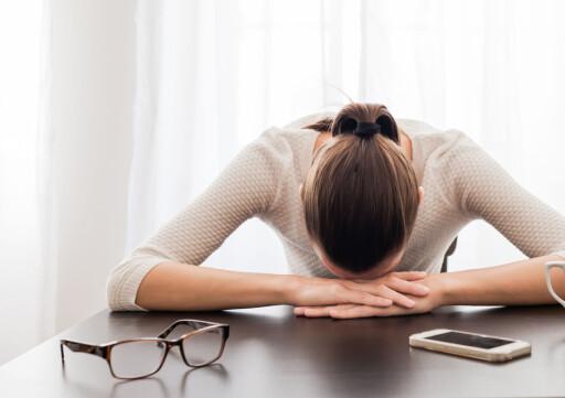 FRUSTRERENDE: Å gå tom for penger er frustrerende, og må være en vanskelig øvelse når det skjer igjen og igjen. Foto: SHUTTERSTOCK/NTB SCANPIX