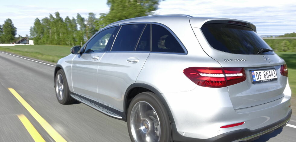 image: Test: Mercedes GLC 350e ladbar hybrid