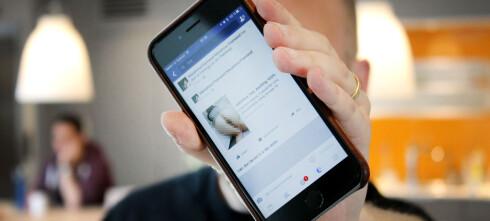 Vi takket ja til 14 falske venneforespørsler på Facebook