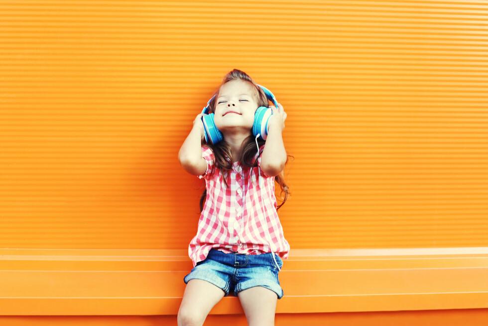 HVER SIN KONTO: Flere musikktjenester tilbyr nå familieabonnementer, der hver bruker får sin egen konto. Foto: Rohappy / Shutterstock / NTB Scanpix