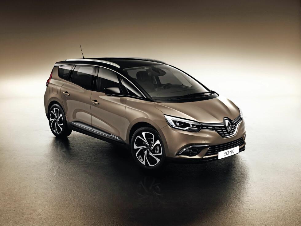MER ATTRAKTIV: For vår del synes vi designteamet til Laurens van den Acker har gjort underverker med Renault-designen  Foto: RENAULT