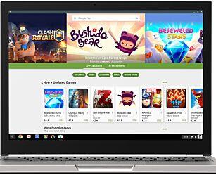 image: Android-apper kommer til Chromebook
