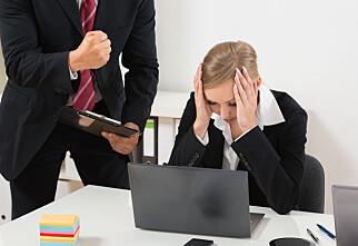 Hvordan kan sjefen behandle deg?