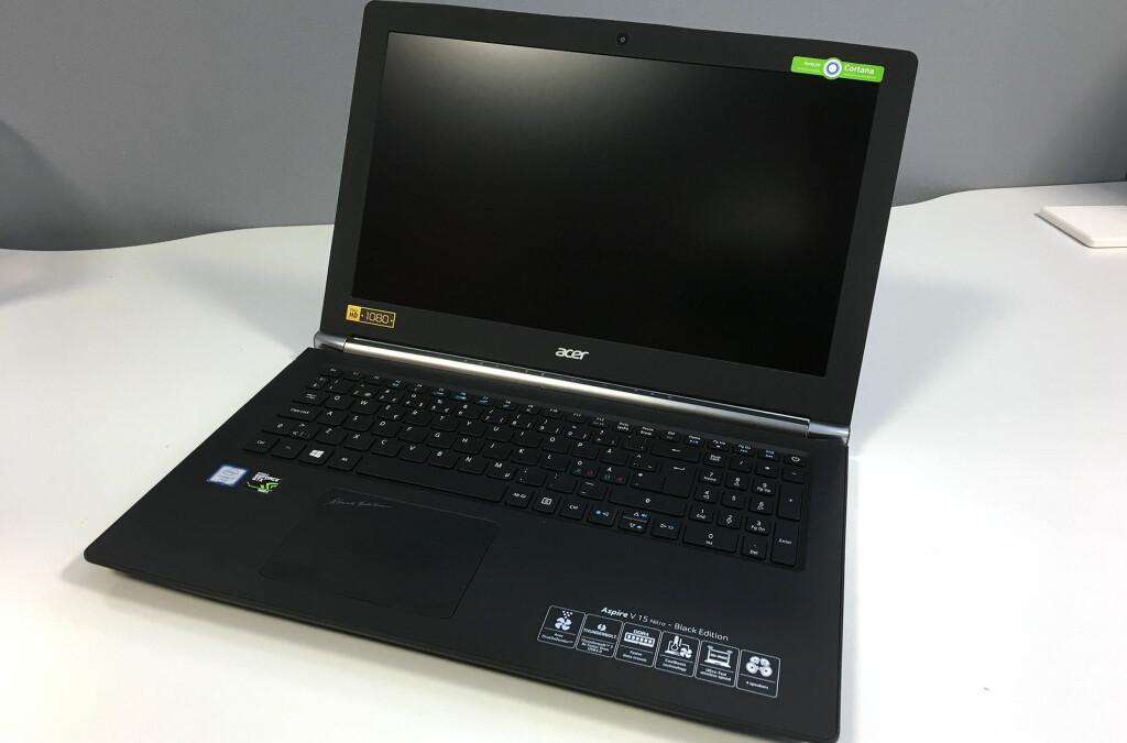 <B>REKLAMEFRI</B>: Endelig kan du kjøpe PC-er med ren Windows-installasjon også i Norge. Dette er én av dem. og vi liker det vi ser.