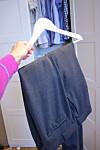 Slik fjerner du flekker på dressen noen enkle tips