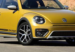 Volkswagen Beetle Dune: Den kuleste Bobla på lenge