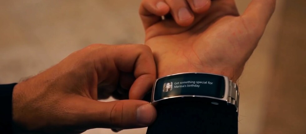 PÅ INNSIDEN: Link gjør enhver klokke til en smartklokke ved å erstatte låsen på innsiden av håndleddet. Foto: Wearatec