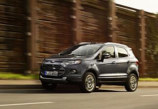 Ny kompakt-SUV: Ford Ecosport