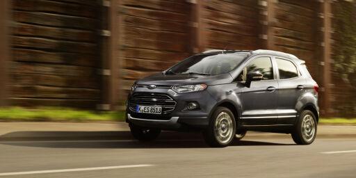 image: Ny kompakt-SUV: Ford Ecosport