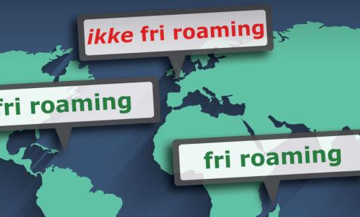 image: Fri roaming fra Telia og Telenor gjelder ikke hele Europa