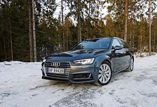 TEST: Audi A4 Avant Sport 2.0 TFSI