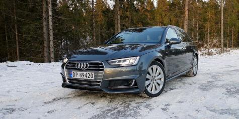 image: TEST: Audi A4 Avant Sport 2.0 TFSI