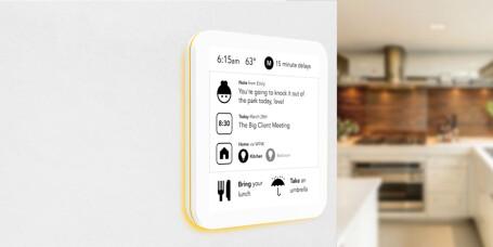 SeeNote - kjøleskapets nye bestevenn?