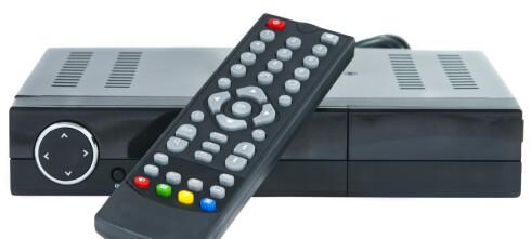 Snart kan tv-boksen være historie