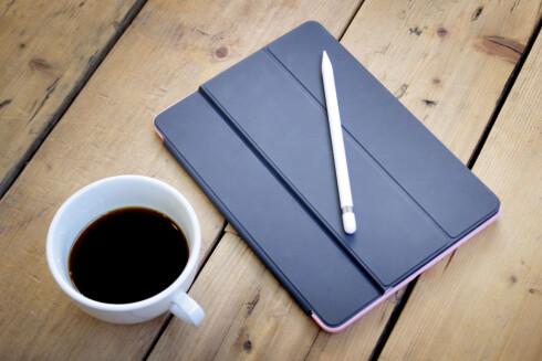 FOR PROFFENE? Navnet på den nye iPad-en vil i hvert fall ha oss til å tro det. Foto: OLE PETTER BAUGERØD STOKKE