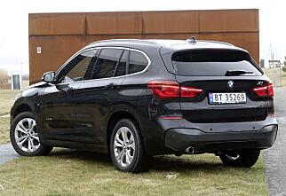 Test: BMW X1 1,8d xDrive