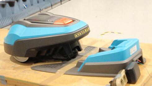 Salget av flere robotgressklippere stoppes