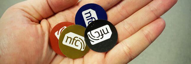 image: Sju ting du kan bruke NFC-klistremerker til