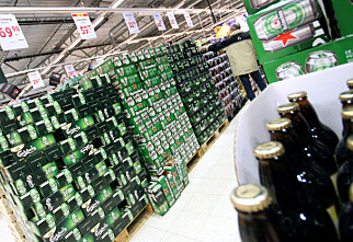 Alkoholvarene du kan hamstre i utlandet