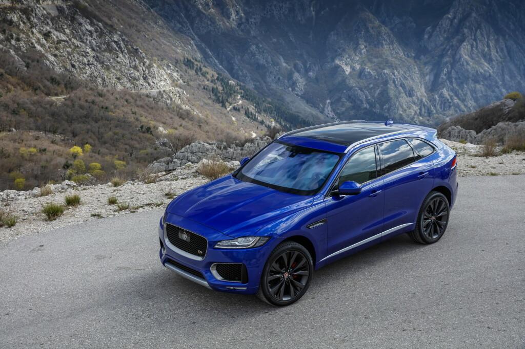 image: Test: Jaguar F-Pace