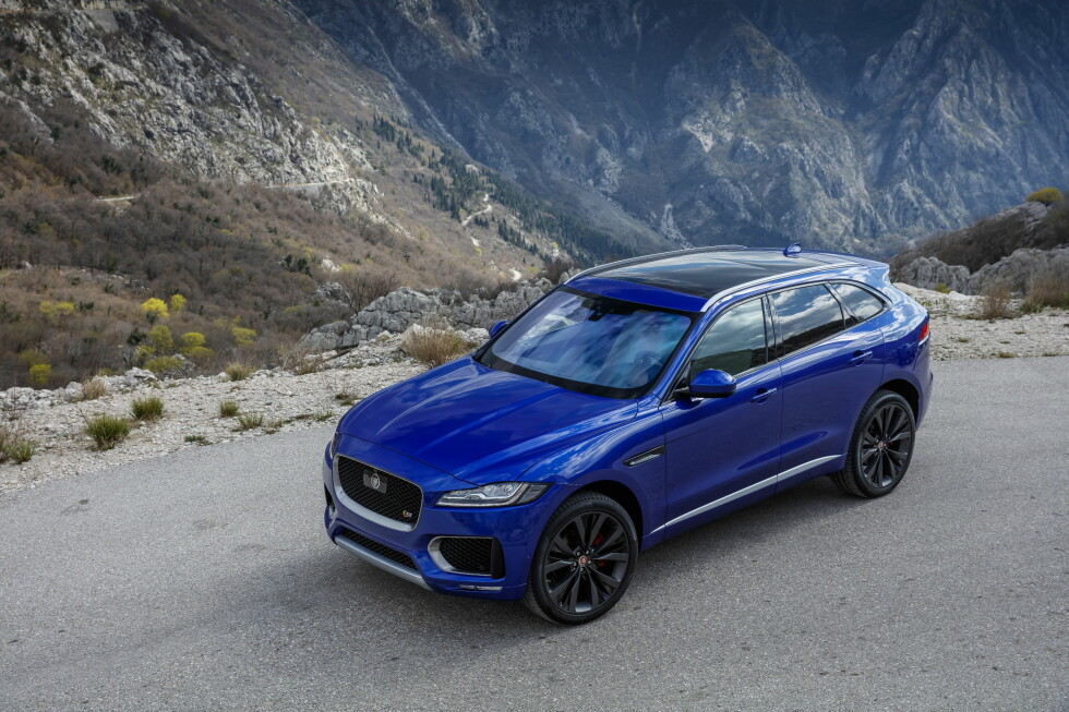 Test: Jaguar F-Pace