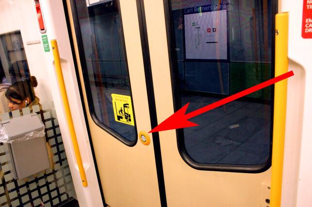 image: Hvor mange ganger må du egentlig trykke på t-bane-knappen?