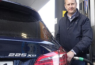 TEST: BMW 225 xe e-drive