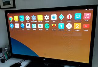 Beelink X2 TV Box - gjør TV-en smart til 250 kroner