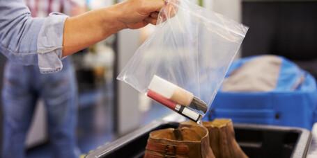 Kan gi utslag som eksplosiver i partikkeldetektoren