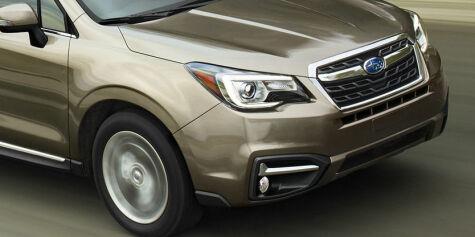 image: Subaru Forester moderniseres