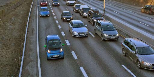 image: 322.000 kjøretøy kjøres uten at årsavgiften er betalt