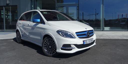 image: Norge får 1.100 ekstra biler fra Mercedes