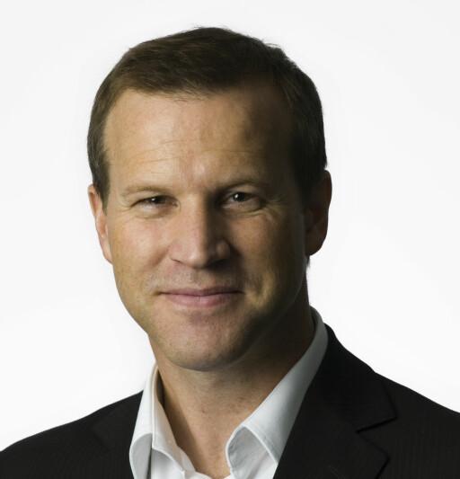 3GB: Ifølge informasjonssjef i Telenor, Anders Krokan, er det vanlig blant de som har kjøpt en toppmodell de siste par årene å bruke rundt 3GB datatrafikk i måneden. Foto: TELENOR