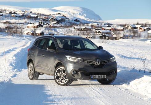 EN VINNER: På merkestatistikken er Renault tilbake for fullt og er nå større enn Opel.Den vellykkede SUV-en Kadjar (bildet), er bare én av årsakene. Foto: KNUT ARNE MARCUSSEN