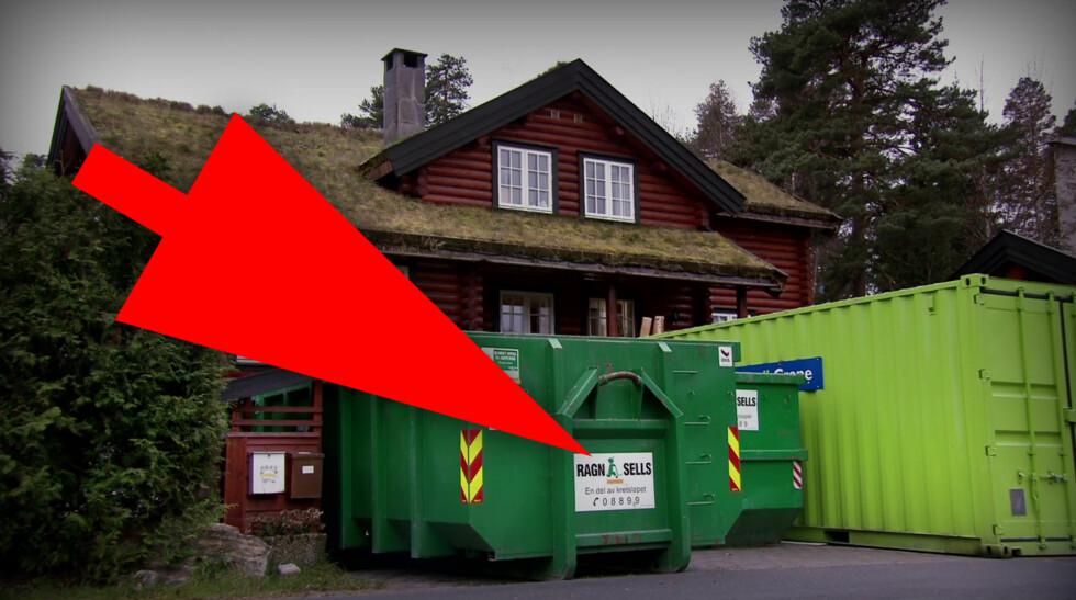 SUPEROPPUSSERNE: Blant annet leverandører av avfallsprodukter skal være en del av produktplasseringen.  Foto: TV3 / OLE PETTER BAUGERØD STOKKE