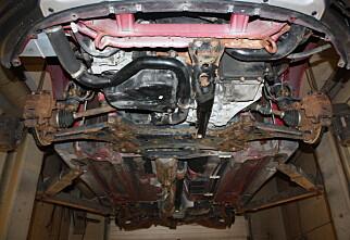 Nye biler ruster som aldri før