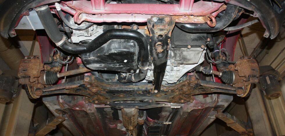 image: Nye biler ruster som aldri før