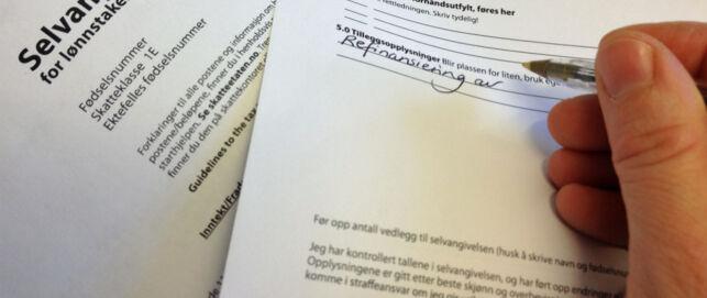 image: Lån, bytte av bank eller refinansiering kan gi skattefradrag
