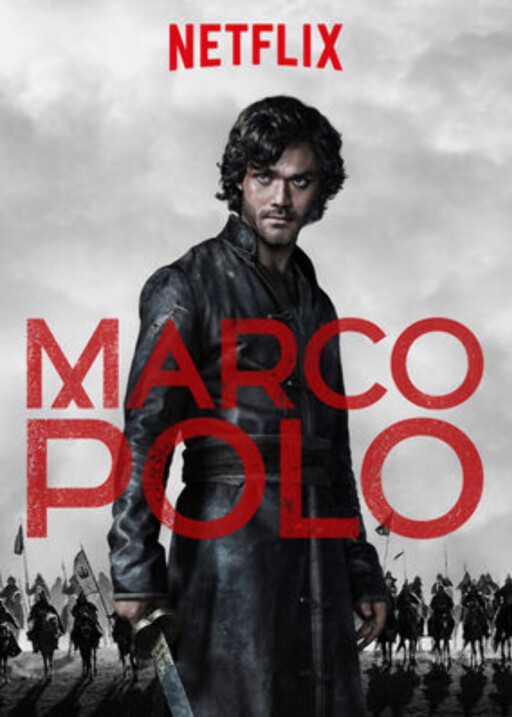 I HDR: Marco Polo er en av de første TV-seriene fra Netflix som sendes i HDR. Foto: NETFLIX