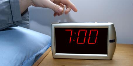 Nå skal vi stille klokka til sommertid!