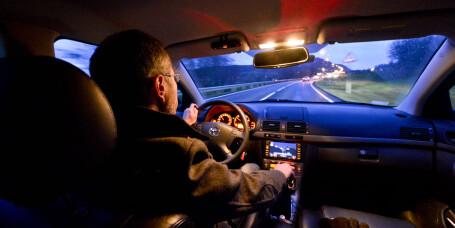 Tre av fem kvinner sier de aldri har stoppet for å sove langs veien