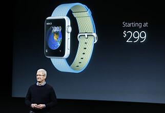 Apple Watch blir billigere