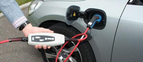 PASS PÅ: Gammelt elektrisk opplegg kan være elbilens verste fiende. Foto: KNUT MOBERG