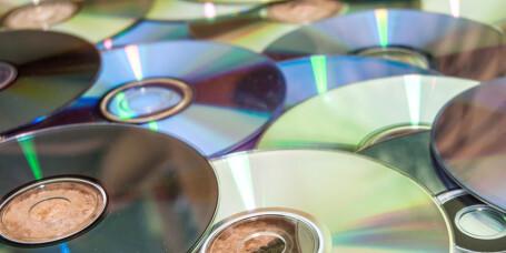 Slik legger du CD-ene dine på nett