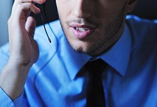 Snart kan mobiloperatørene nektes å ringe kunder på vei ut