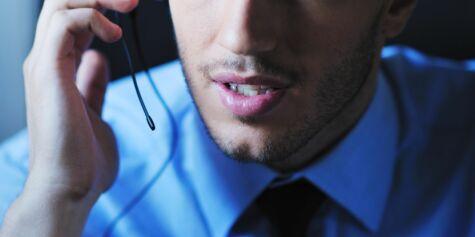 image: Snart kan mobiloperatørene nektes å ringe kunder på vei ut