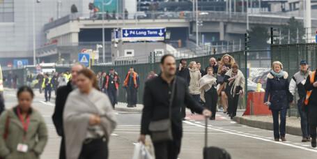 Eksplosjoner i Brussel: Dette skjer om du skal ut og fly