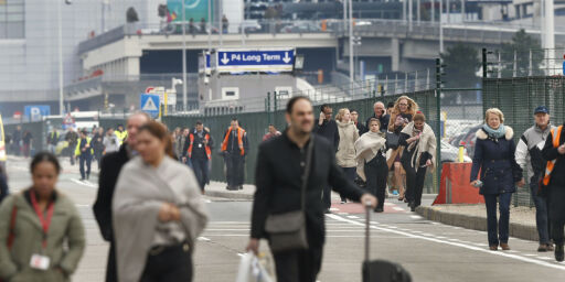 image: Eksplosjoner i Brussel: Dette skjer om du skal ut og fly